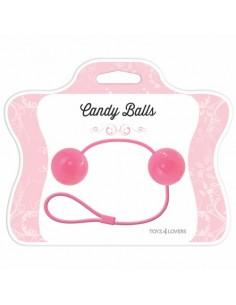 Bolas Vaginais Candy Balls Rosa