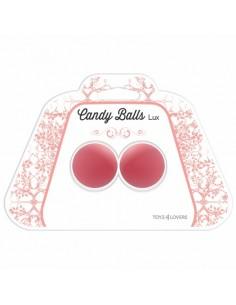 Bolas Vaginais Candy Balls Lux Rosa