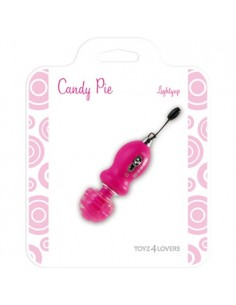 Estimulador Candy Pie Lightyup