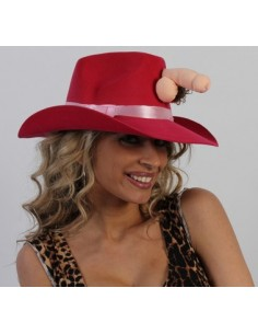 Chapéu À Cowboy Com Pénis - PR2010318892