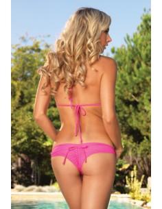Bikini de Triangulo Fuscia - S - PR2010312354