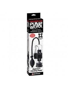 Bomba Vibratória Para O Pénis Pump Worx Beginner's Vibratin - PR2010313925