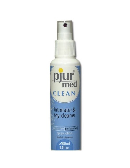 Spray Desinfetante Pjur Med Clean 100 - ml - DO29005385