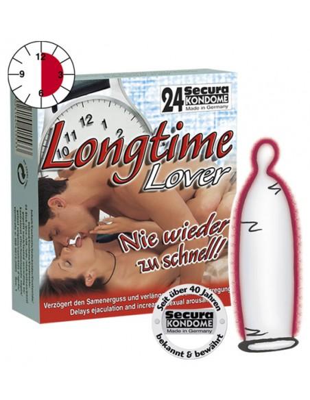 Preservativos Longtime Lover