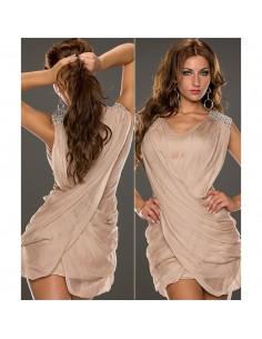 Vestido Organza - M - PR2010324094