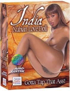 Boneca insuflável India