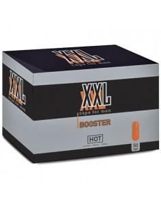 Cápsulas Estimulantes Xxl Booster Hot Para Homem 60 Cápsulas