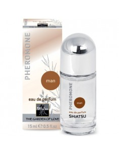 Perfume Com Feromonas Para Homem Shiatsu - 15ml - PR2010324226