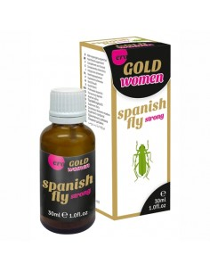 Gotas Gold Women Spanish Fly Ero Para Mulher