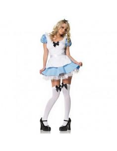 Fantasia De Alice No País Das Maravilhas Blue Alice