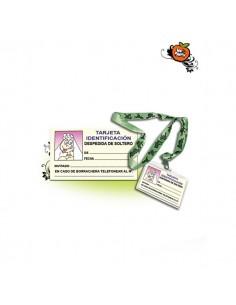 Cartão identificação solteira - DO29005764