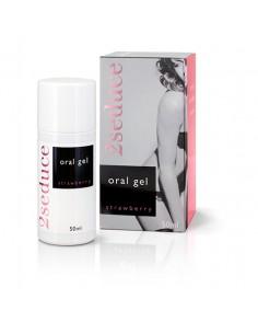 2Seduce Gel para Sexo Oral Baunilha - PR2010324147