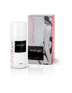 2Seduce Gel para Sexo Oral Morango - PR2010324148