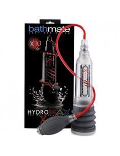 Bomba Com Acessórios Bathmate Hydromax Xtreme X30 Transpare