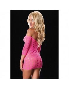 Vestido Com Buracos - Único - PR2010326068