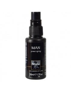Spray Estimulante Shiatsu Man Power Spray