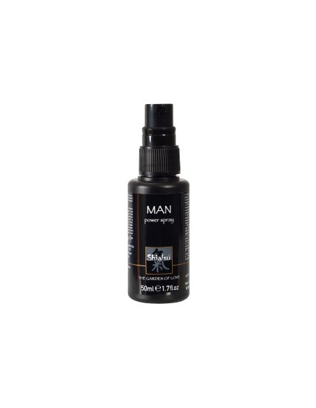 Spray Estimulante Shiatsu Man Power Spray