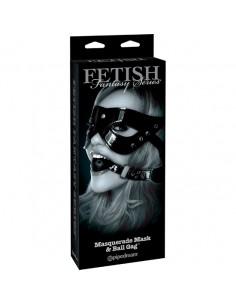 Fetish Fantasy Edição Limitada Mordaça e Mascara - PR2010324938