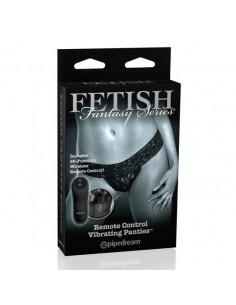 Fetish Fantasy Edição Limitada Tanga Vibrador Remoto - PR2010312567