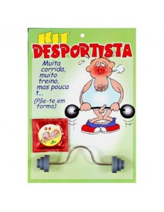Kit Desportista