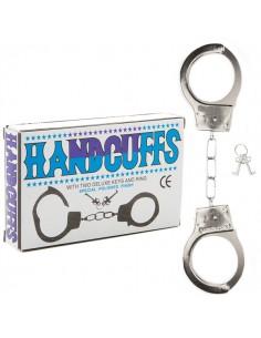 Algemas Em Metal Handcuffs