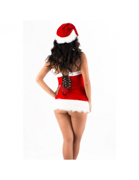 Fantasia Mãe Natal Agnés - PR2010325376