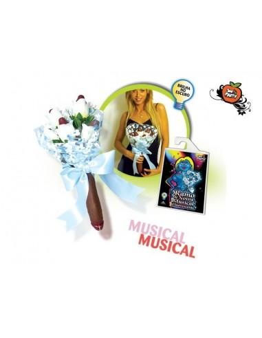 Ramo de Noiva Musical Fluorescente - DO29090102