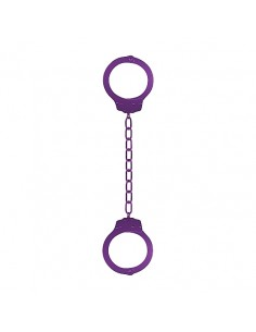 Algemas Para Os Tornozelos Em Metal Ankle Cuffs Roxas - PR2010341873