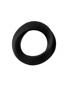 Anel Para O Pénis Infinity Extra Large Cockring Preto