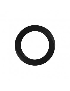 Anel Para O Pénis Infinity Thin Large Cockring Preto