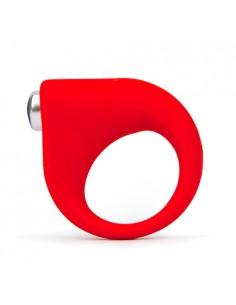 Anel Vibratório De Silicone Hard-On Vermelho - PR2010339823