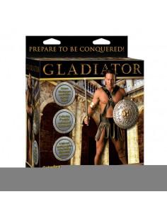 Boneco Insuflável Com Vibração Gladiator - PR2010317916