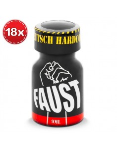 Pack Com 18 Faust Poppers
