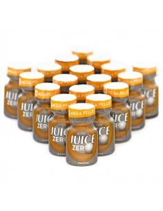 Pack Com 18 Juice Zero Poppers 9ml