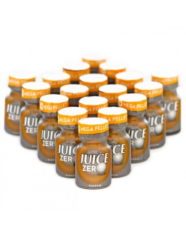 Pack Com 18 Juice Zero Poppers - 9ml - PR2010334028