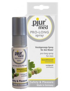 Spray Retardante Pjur Med Pro-Long 20