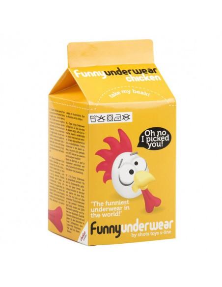 Boxer Funny Underwear Galo - Único - PR2010305010