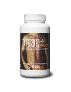 Cápsulas Estimulantes Penis + Erect