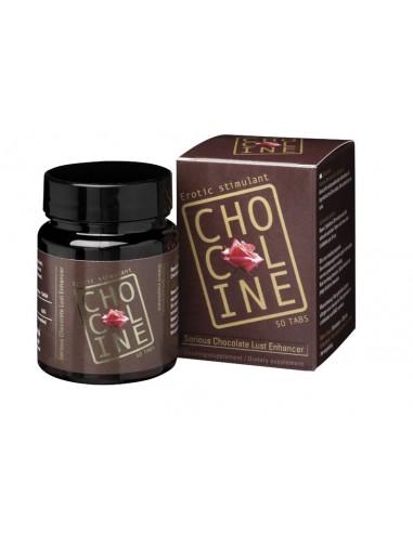 Estimulante Erótico Chocoline 50 Comprimidos - PR2010300103