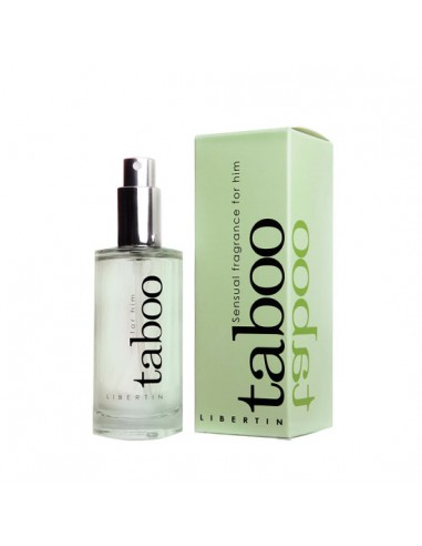 Perfume Para Homem Taboo - 50ml - PR2010304225