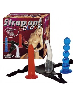 Kit Strap-on Colour - DO29003415