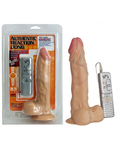 Vibrador Authentic Reaction Dong - DO29004085