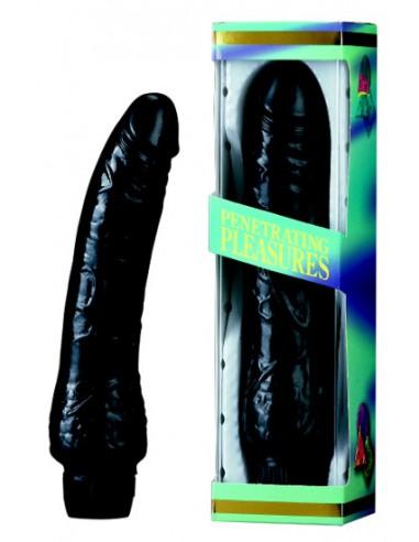 Black Vibrador Jelly de 20 cm. - PR2010299457