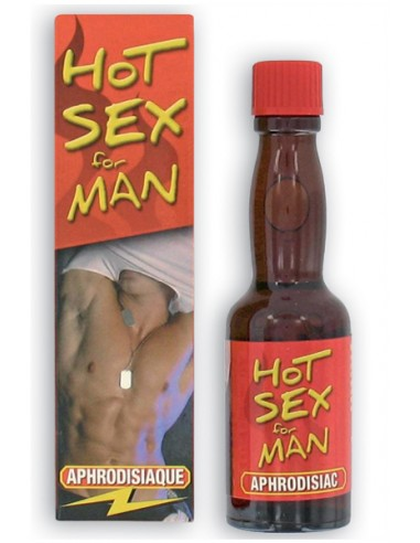 Gotas Hot Sex For Man - 20ml - F12800139