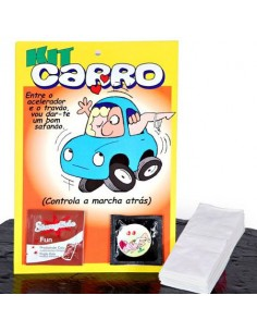 Kit Carro Portugues