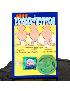 Kit Preservativos