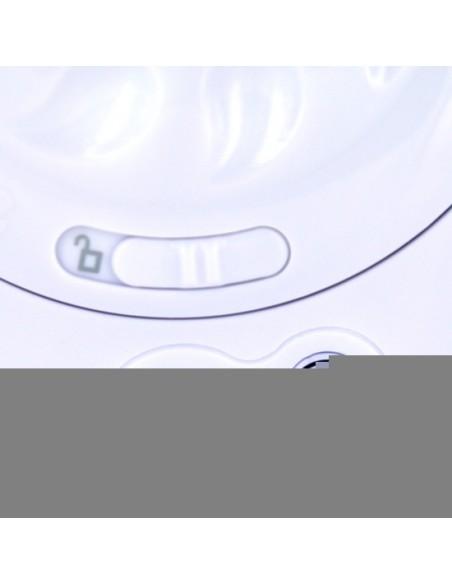Estimulador Sexo Oral Sqweel 2 Branco - PR2010309686