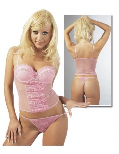Top Rosa Com Tanga - 80B/M - DO29000543