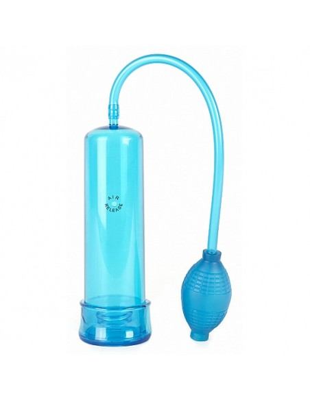 Bomba Desenvolvedora de Pénis - Azul - PR2010313394