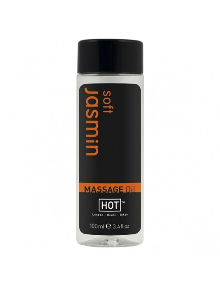 Óleo De Massagem Soft Jasmine Hot